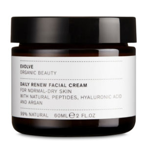 Evolve Organic Beauty Daily Renew Facial Cream 60 ml