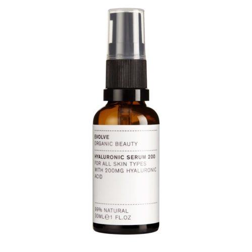 Evolve Organic Beauty Hyaluronic Serum 200 30 ml