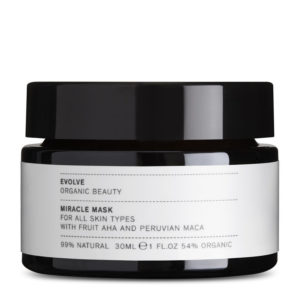 Evolve Organic Beauty Miracle Mask 30 ml TRAVEL