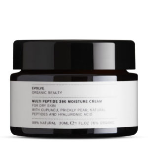 Evolve Organic Beauty Multi Peptide 360 Moisture Cream 30 ml TRAVEL
