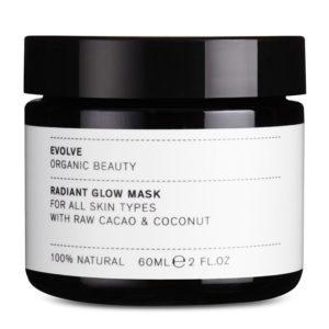 Evolve Organic Beauty Radiant Glow Mask 60 ml
