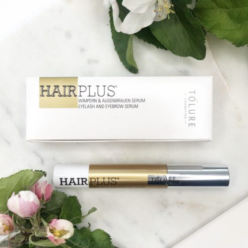 Tolure hairplus bryn / vippe serum