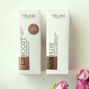 Tolure lip boost